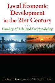 Local Economic Development in the 21st Centur - 1st Edition book cover