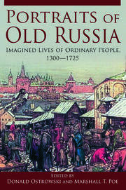 Portraits of Old Russia - 1st Edition book cover