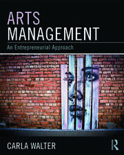 Arts Management - 1st Edition book cover