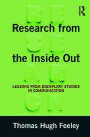 Research from the Inside Out - 1st Edition book cover