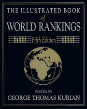 The Illustrated Book of World Rankings - 5th Edition book cover