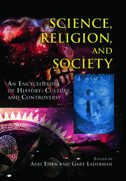 Science, Religion and Society - 1st Edition book cover