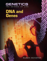 DNA and Genes - 1st Edition book cover