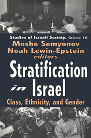 Stratification in Israel - 1st Edition book cover