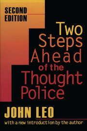 Two Steps Ahead of the Thought Police - 2nd Edition book cover