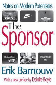 The Sponsor - 1st Edition book cover