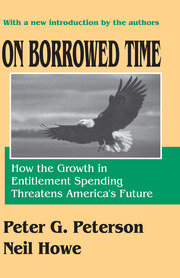 On Borrowed Time - 1st Edition book cover