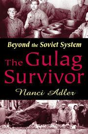 The Gulag Survivor - 1st Edition book cover