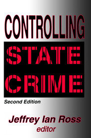 Controlling State Crime - 2nd Edition book cover