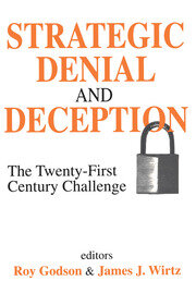 Strategic Denial and Deception - 1st Edition book cover