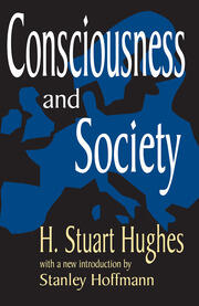 Consciousness and Society - 1st Edition book cover