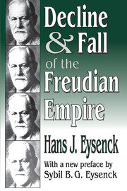 Decline and Fall of the Freudian Empire - 1st Edition book cover