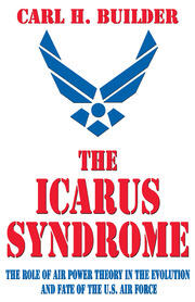 The Icarus Syndrome - 1st Edition book cover