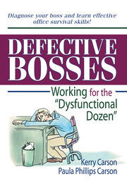 Defective Bosses - 1st Edition book cover