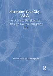 Marketing Your City, U.S.A. - 1st Edition book cover