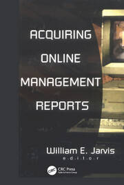 Acquiring Online Management Reports - 1st Edition book cover