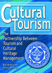 Cultural Tourism - 1st Edition book cover