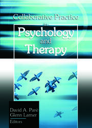Collaborative Practice in Psychology and Therapy - 1st Edition book cover