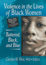 Violence in the Lives of Black Women - 1st Edition book cover