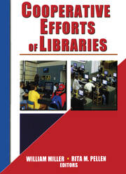 Cooperative Efforts of Libraries - 1st Edition book cover
