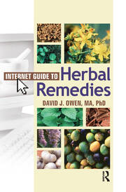 Internet Guide to Herbal Remedies - 1st Edition book cover