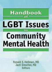 Handbook of LGBT Issues in Community Mental Health - 1st Edition book cover
