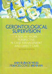 Gerontological Supervision - 1st Edition book cover