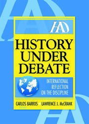 History Under Debate - 1st Edition book cover