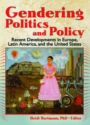 Gendering Politics and Policy - 1st Edition book cover