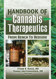 The Handbook of Cannabis Therapeutics - 1st Edition book cover