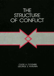 The Structure of Conflict - 1st Edition book cover