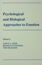 Psychological and Biological Approaches To Emotion - 1st Edition book cover