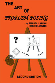 The Art of Problem Posing - 2nd Edition book cover