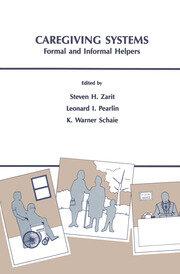 Caregiving Systems: Informal and Formal Helpers