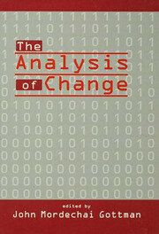 The Analysis of Change - 1st Edition book cover