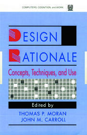 Design Rationale - 1st Edition book cover