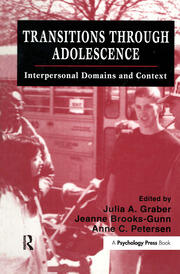 Transitions Through Adolescence - 1st Edition book cover