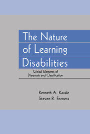 The Nature of Learning Disabilities - 1st Edition book cover