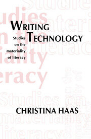 Writing Technology - 1st Edition book cover