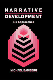 Narrative Development - 1st Edition book cover