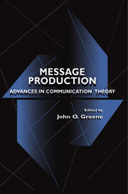 Message Production - 1st Edition book cover