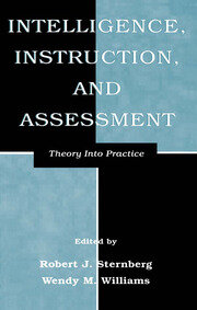 Intelligence, Instruction, and Assessment - 1st Edition book cover