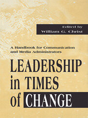 Leadership in Times of Change - 1st Edition book cover