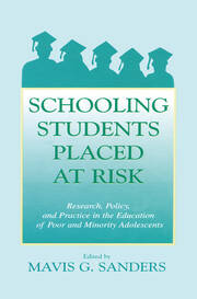 Schooling Students Placed at Risk - 1st Edition book cover