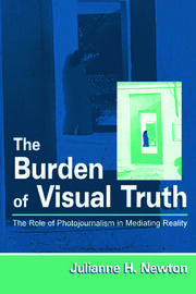 The Burden of Visual Truth - 1st Edition book cover