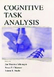 Cognitive Task Analysis - 1st Edition book cover