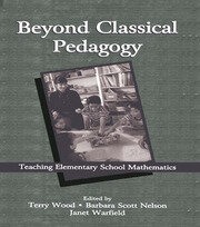 Beyond Classical Pedagogy - 1st Edition book cover