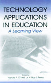 Technology Applications in Education - 1st Edition book cover