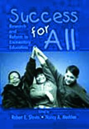 Success for All - 1st Edition book cover