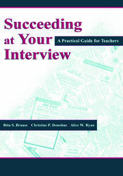 Succeeding at Your Interview - 1st Edition book cover